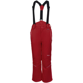 TROLLKIDS Holmenkollen Snow Pants Slim Fit Kids, rusty red